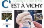 Couverture C'est à Vichy