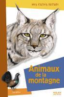 Vignette de couverture du livre Animaux de la montagne